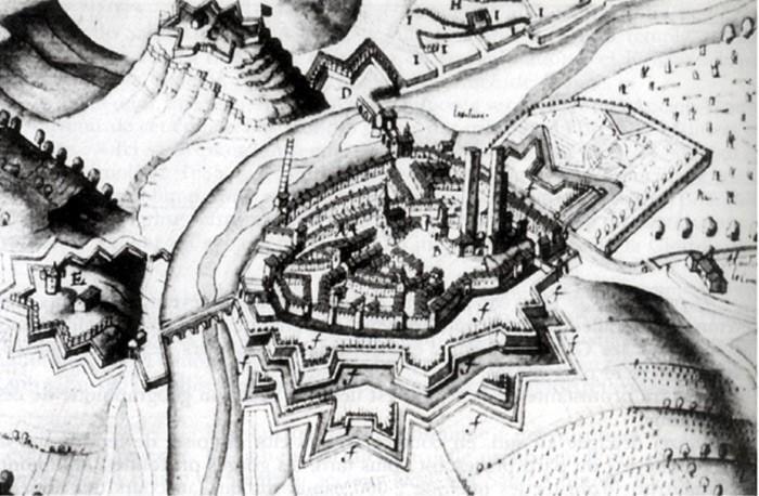 Plan d'Alès (siège de 1629)