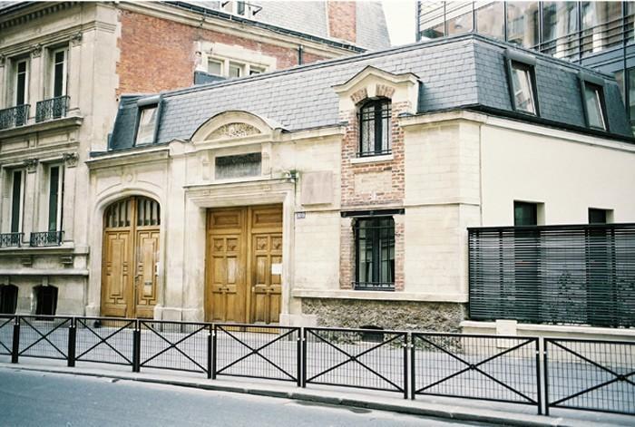 Paris, École Alsacienne