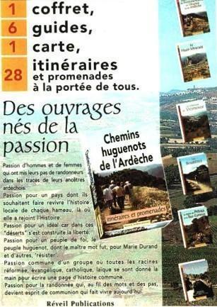 Chemins huguenots de l'Ardèche