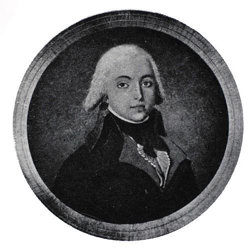 Jean-Pierre Peugeot (1768-1852), miniature
