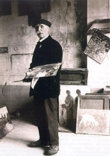 Max Leehnardt (1853-1941), artiste peintre