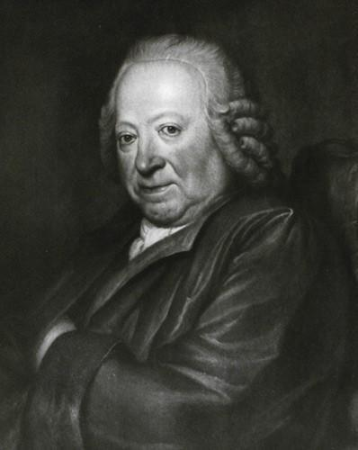 Isaac Mallet (1684-1779), peint par Prudhomme