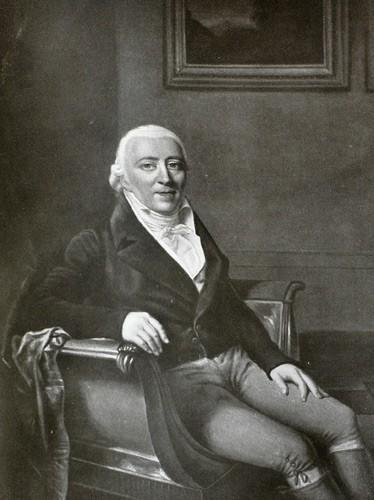 Guillaume, Ier baron Mallet de Chalmassy (1747-1828), peint par Delaroche