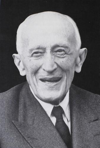 Maurice Schlumberger (1886-1977), banquier