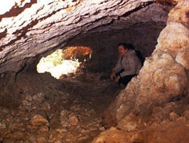 Grotte d'Euzet