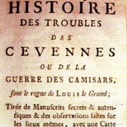 Ouvrage d'Antoine Court