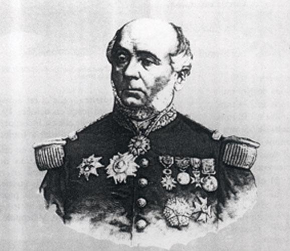 Amiral Jauréguiberry (1815-1887)