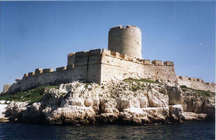 Le château d'If, Marseille (13)
