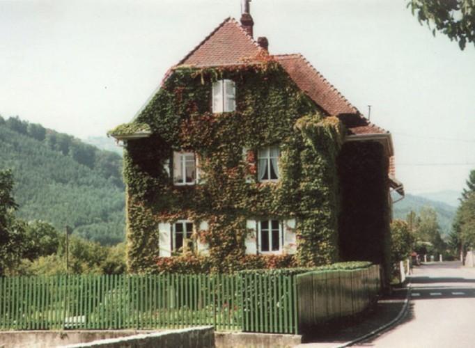 Maison d'Albert Schweitzer, Gunsbach, Haut Rhin
