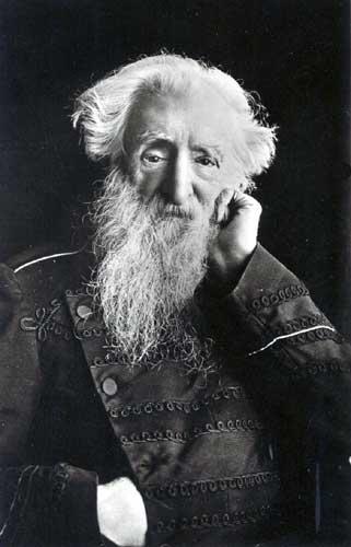 William Booth (1829-1912) fondateur de l'Armée du Salut