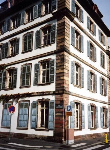 Strasbourg, siège de l'ECAAL-ERAL