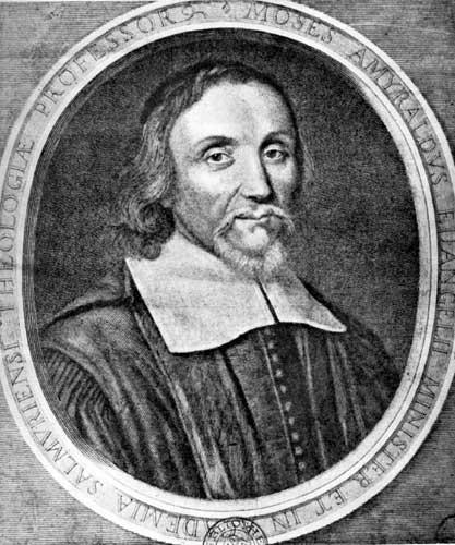 Moïse Amyraut (1596-1664)