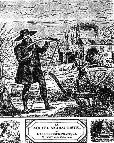 Le Nouvel anabaptiste ou l'agriculteur pratique