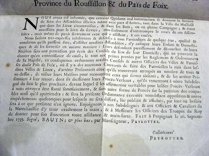 Lettres toulousaines : Angliviel de la Beaumelle (1763)