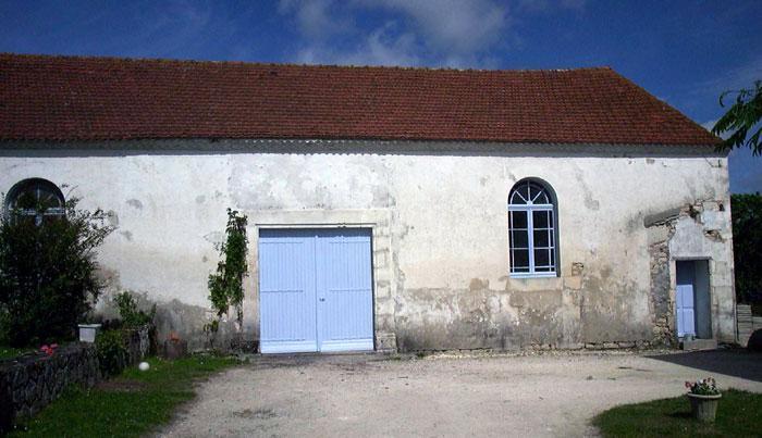Une maison d'oraison à Arvert (17)