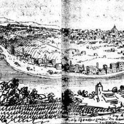 Lyon, panorama de la Croix Rousse