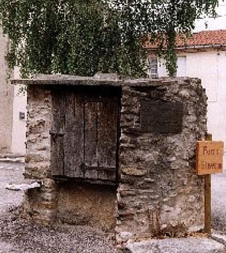 Puits Sirven à Saint-Alby (81)