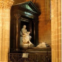 Tombeau du duc de Rohan - Cathédrale Saint-Pierre - Genève