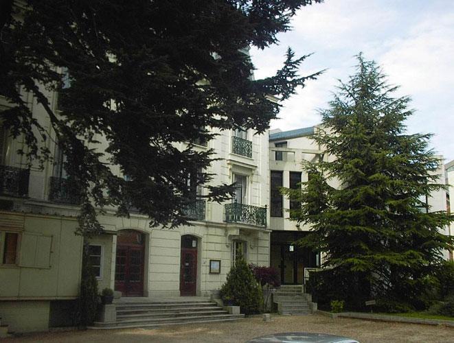 L'institut Biblique de Nogent-sur-Marne (94)