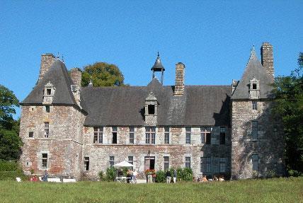 Château de Cerisy-la-Salle (50)