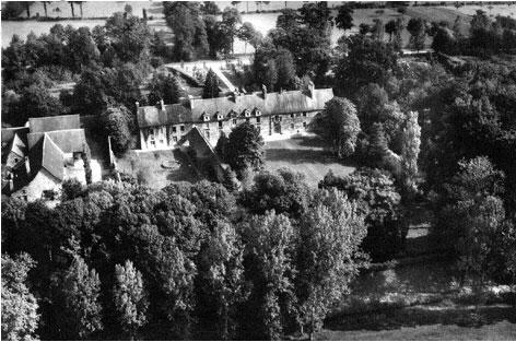 Château du Bordage à Ercé (Ille-et-Vilaine)