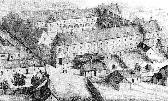 Collège réformé de Debrecen (Hongrie)