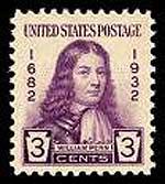 William Penn, timbre