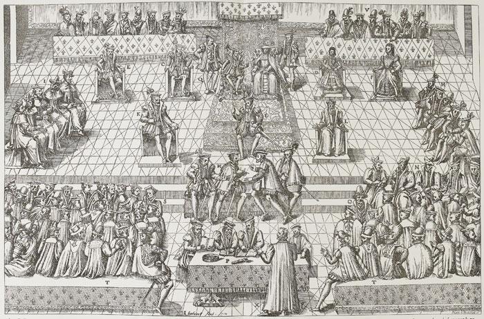 Les états généraux d'Orléans, Décembre 1560- Janvier 1561