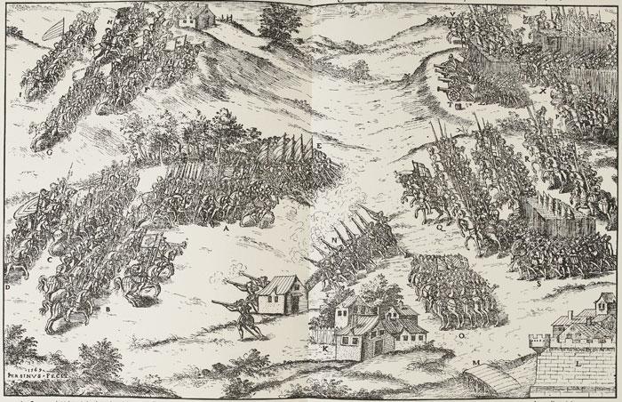 La Bataille de Jarnac, 13 mars 1569