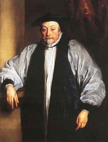William Laud archevêque de Canterbury