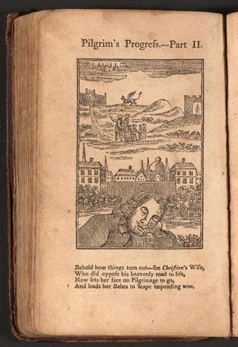 Pilgrim' progress de John Bunyan