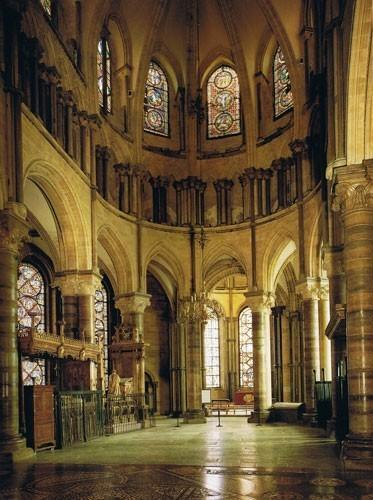 Cathédrale de Canterbery