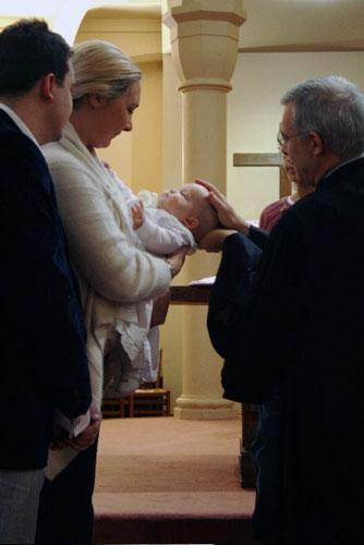 Baptême protestant