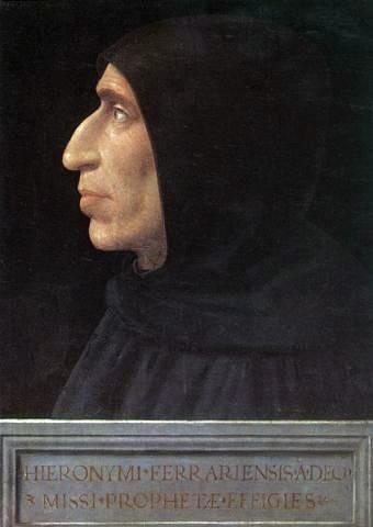 Savonarole par Fra Bartolomeo