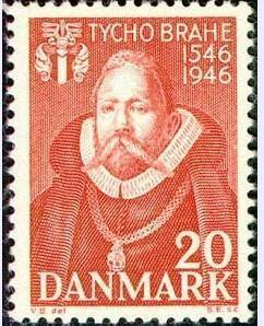Tycho Brahé (1546-1601)