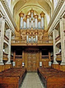 Église des Billettes (orgue)