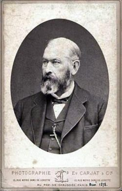 David Haviland (1814-1879) par Carjat