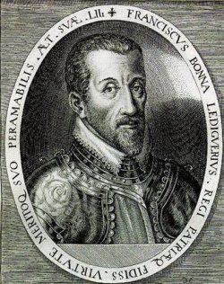 François de Bonne, duc de Lesdiguières (1543-1626)