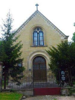 Temple de Saint Germain-en-Laye (Yvelines)