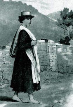 Mary Jones 1784-1864