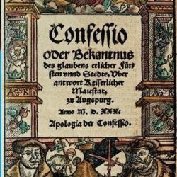 Confession d'Augsbourg