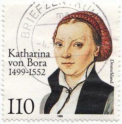 Katharina von Bora - timbre