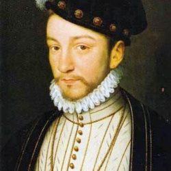 Charles IX par Clouet
