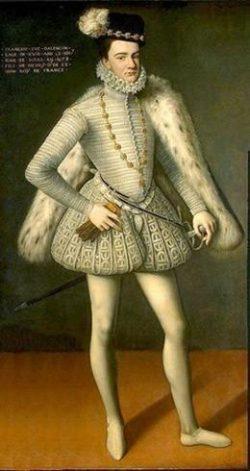 François de Valois, Duc d'Alençon, 1572