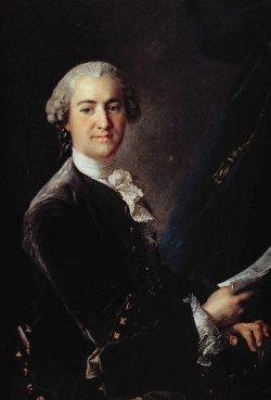 Jean de Dietrich (1719-1795) Baron du Ban de la Roche
