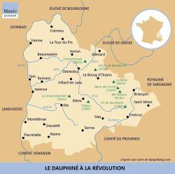 Le Dauphiné à la Révolution