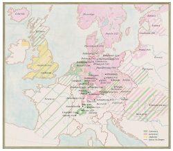 L'expansion de la Réforme au XVIe siècle