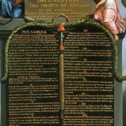 Déclaration des droits de l'homme