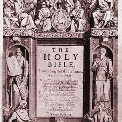 Bible King James (1611)
