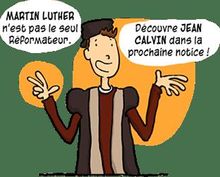Découvre Jean Calvin dans la prochaine notice